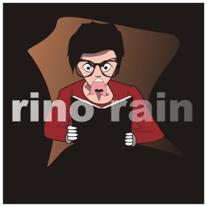 Rino Rain Kartun
